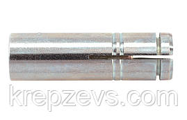 Анкер-сталева втулка М6
