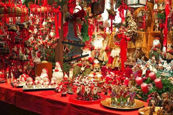 Рождественский рынок в Страсбурге, фото 2