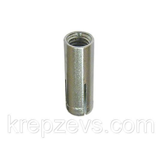 Анкер-втулка стальная М10