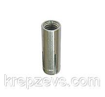 Анкер-сталева втулка М10
