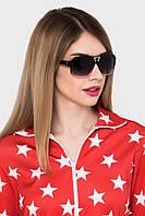 Солнцезащитные очки фиолетово-розовые 1636