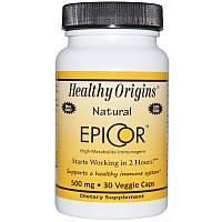 Healthy Origins, EpiCor, Природная Защита Иммунитета 500мг, 30 гелевых капсул