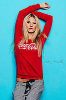 "Свитер ""Coca-cola"" 1173"