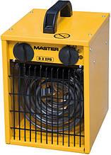 Электрические нагреватели воздуха Master