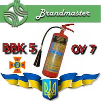 Огнетушитель углекислотный оу 5 ввк 5