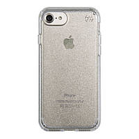 Чехол Speck для iPhone 8/7 Presidio Clear Transparent Gold Glitter (SP-79989-5636)