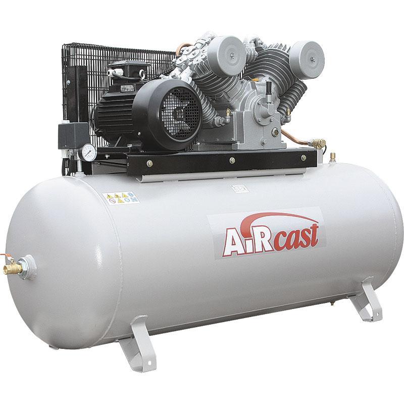 Компрессор поршневой Aircast СБ4/Ф-500.LT100/15 (1400 л/мин)