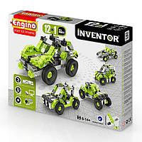 Конструктор Engino Inventor 12 в 1 Автомобили 1231