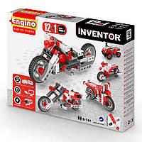 Конструктор Engino серії Inventor 12 в 1 – Мотоцикли 1232