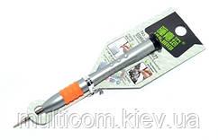 12-06-041. Отвертка прецизионная - 1,5 мм, металлическая ручка