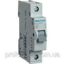 Автоматичний вимикач In=50 А, 1п, С, 6 kA, 1м