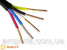 ВВГ 5х4 провод, ГОСТ (ДСТУ), фото 3