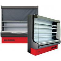 Витрина-горка холодильная Modena-П- 1,0 РОСС