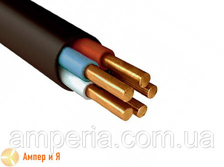 ВВГ 5х6 провод, ГОСТ (ДСТУ), фото 2