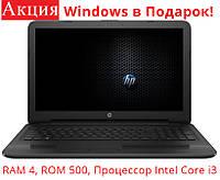 Ноутбук HP 250 G5 W4N06EA