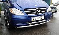 Кенгур защитная дуга для Mercedes 639 2004 -2015