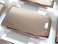 Корпус Nokia E51-1 крышка акб Pink Steel, оригинал