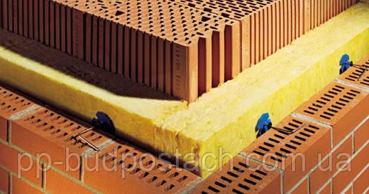 Теплые стены из кирпича