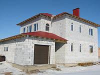 Декоративная отделка фасадов домов и коттеджей