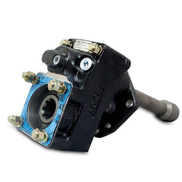 Коробка відбору потужності Aber на EATON і FULLER TF7008M