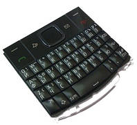 Клавиатура Nokia X2-01 QWERTY Black, оригинал