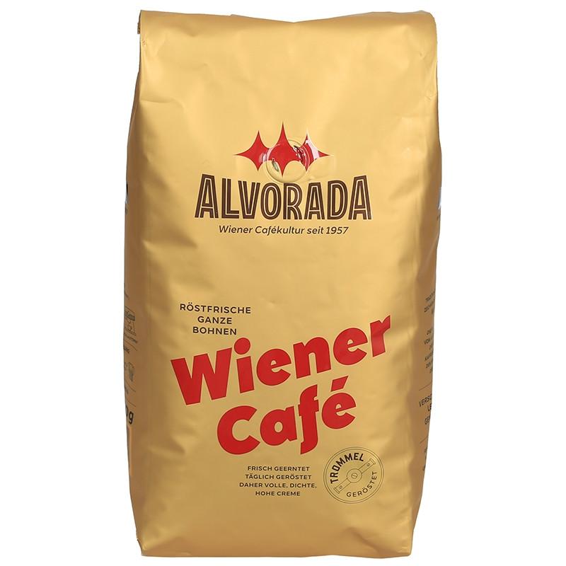 Кофе зерновой Alvorada Wiener Kaffee 1kg