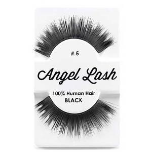 Накладные ресницы из человеческого волоса Angel Lash™ Natural Eyelashes #5