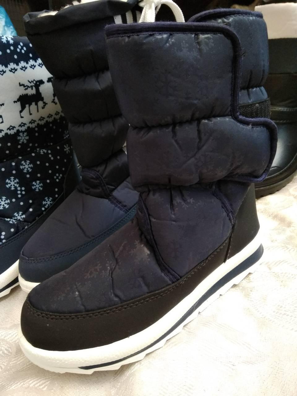 6416843959b5 Качественная женская зимняя обувь  продажа, цена в Хмельницком ...