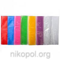 Обложка для тетрадей А5 35*21 см. с цветными краями