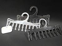 """Вішалка (вишак) плічка тремпеля для білизни. Дівчачі тремпеля, дитячі вішачки, чоловічі вєшалки """"Plast systemy"""