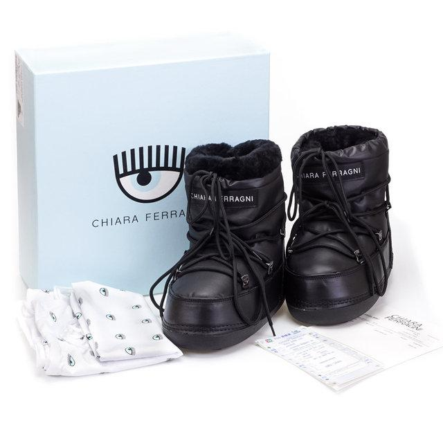 Snow Boots Chiara Ferragni (Black)