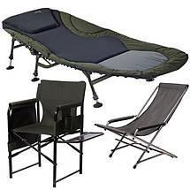 Складная мебель для рыбалки и туризма