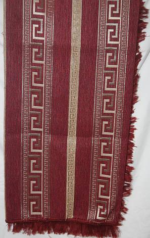 Покрывало Египет красный полуторное гобеленовое, фото 2