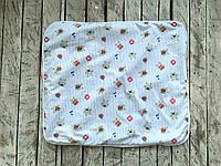 Непромокаемая пеленка 60*80, морская