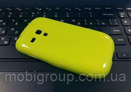 Плотный силиконовый чехол для Samsung S3 mini