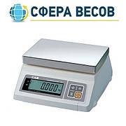 Весы фасовочные CAS SW-10 (10 кг)