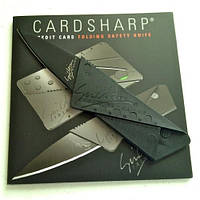 Раскладной нож кредитка Cardsharp, фото 1