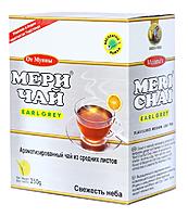 Мери Чай черный Бергамот 100 грамм