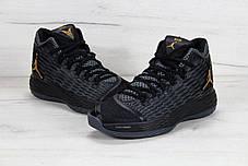Мужские кроссовки Nike Air Jordan Melo M13 Black, Найк Аир Джордан 13, фото 2