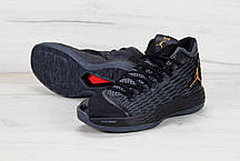 Мужские кроссовки Nike Air Jordan Melo M13 Black, Найк Аир Джордан 13, фото 3