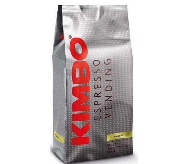 Кофе Kimbo Amabile в зернах 1 кг