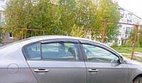 Ветровики Volkswagen Passat B6 2006+