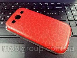 """Силиконовый чехол """"Питон"""" для Samsung S3"""