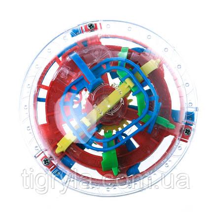 3D головоломка лабиринт Шар, прозрачный шар головоломка, фото 2