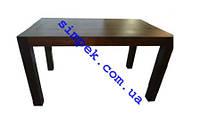 Деревянный обеденный стол Ольха 700 х 1400 мм