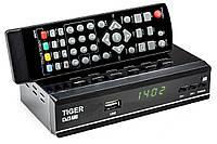 Тюнер цифровой Tiger T2  IPTV