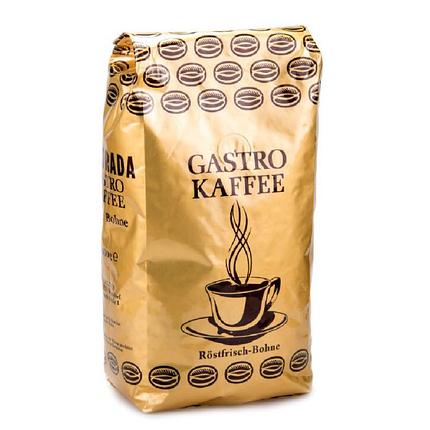 Кофе Alvorada Gastro Kaffee Rostfrisch-Bohne 1kg, фото 2