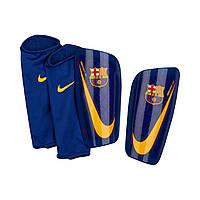 Щитки для игры в футбол Nike FCB Mercurial Lite SP2112-422