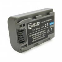 Аккумулятор Sony NP-FP50 Extradigital 1600 mAh (BDS2667)