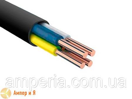 ВВГ нг 4х2,5 провод, ГОСТ (ДСТУ), фото 2